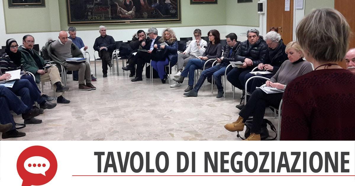 tavolo di negoziazione - Partecipattiva Vignola