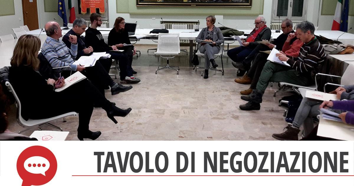 Tavolo Negoziazione
