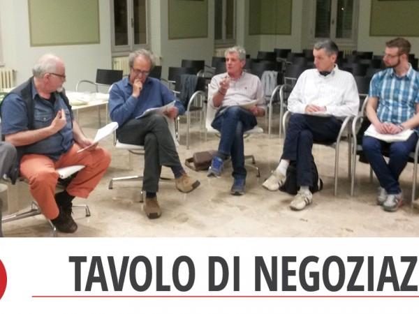 tavolo negoziazione partecipattiva