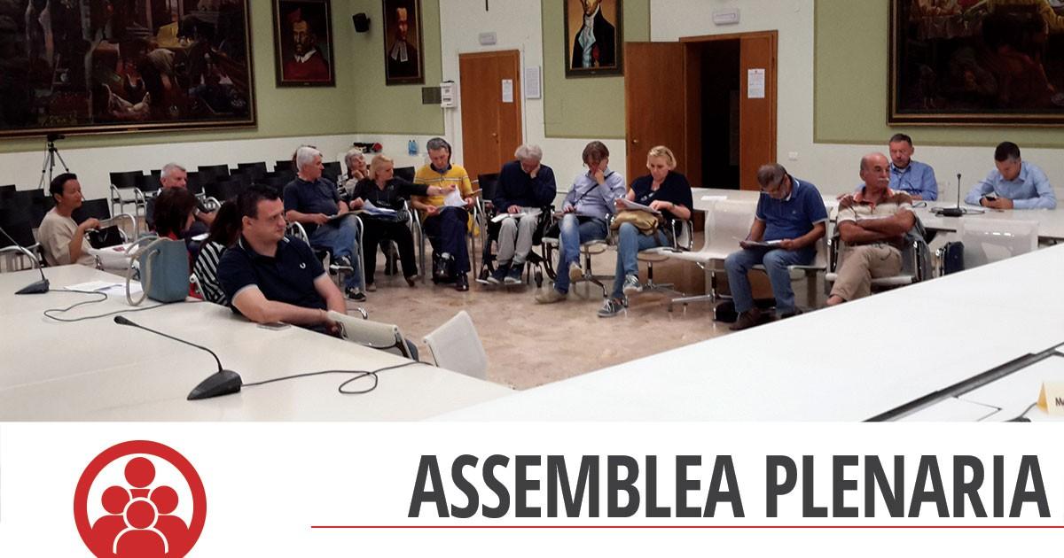 Partecipattiva - Assemblea plenaria